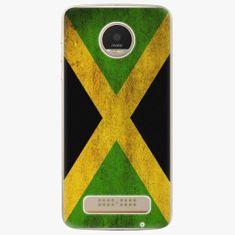 iSaprio Plastový kryt - Flag of Jamaica - Lenovo Moto Z Play