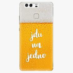 iSaprio Plastový kryt - Jdu na jedno - Huawei P9