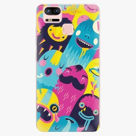 iSaprio Plastový kryt - Monsters - Asus ZenFone 3 Zoom ZE553KL