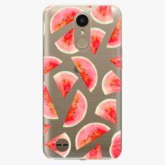 iSaprio Plastový kryt - Melon Pattern 02 - LG K10 2017