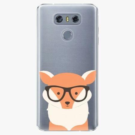 iSaprio Plastový kryt - Orange Fox - LG G6 (H870)