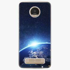 iSaprio Plastový kryt - Earth at Night - Lenovo Moto Z Play