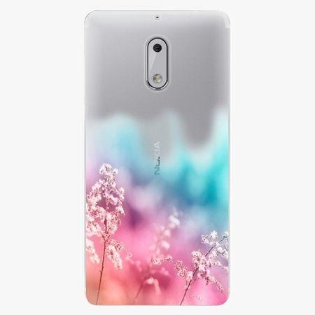 iSaprio Plastový kryt - Rainbow Grass - Nokia 6