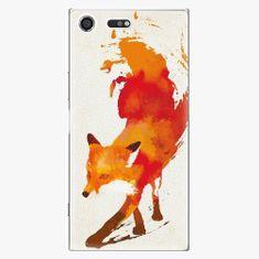 iSaprio Plastový kryt - Fast Fox - Sony Xperia XZ Premium
