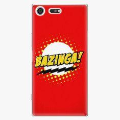 iSaprio Plastový kryt - Bazinga 01 - Sony Xperia XZ Premium