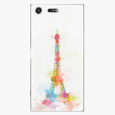 iSaprio Plastový kryt - Eiffel Tower - Sony Xperia XZ Premium