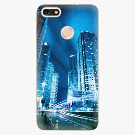 iSaprio Plastový kryt - Night City Blue - Huawei P9 Lite Mini
