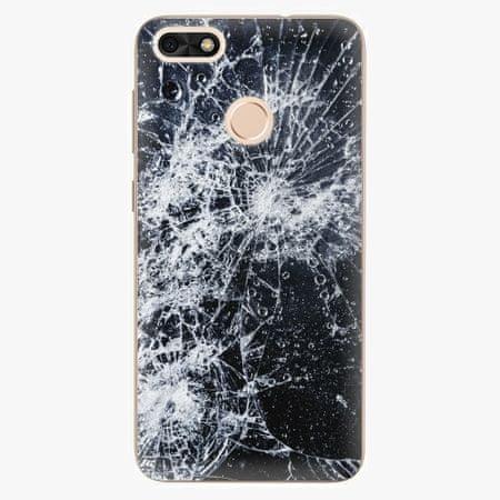 iSaprio Silikonové pouzdro - Cracked - Huawei P9 Lite Mini