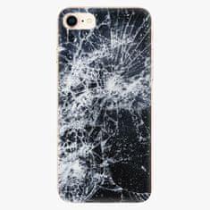 iSaprio Plastový kryt - Cracked - iPhone 8