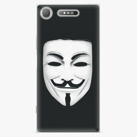 iSaprio Plastový kryt - Vendeta - Sony Xperia XZ1