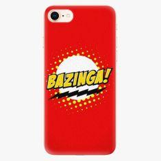 iSaprio Plastový kryt - Bazinga 01 - iPhone 8