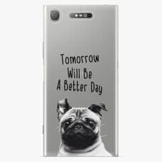 iSaprio Plastový kryt - Better Day 01 - Sony Xperia XZ1