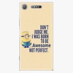 iSaprio Plastový kryt - Be Awesome - Sony Xperia XZ1