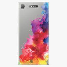iSaprio Plastový kryt - Color Splash 01 - Sony Xperia XZ1