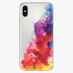 iSaprio Plastový kryt - Color Splash 01 - iPhone X