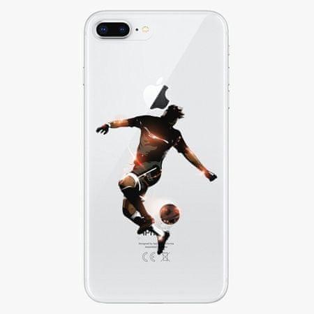 iSaprio Silikonové pouzdro - Fotball 01 - iPhone 8 Plus