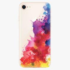 iSaprio Plastový kryt - Color Splash 01 - iPhone 8