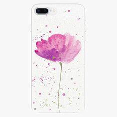 iSaprio Plastový kryt - Poppies - iPhone 8 Plus