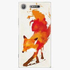 iSaprio Plastový kryt - Fast Fox - Sony Xperia XZ1