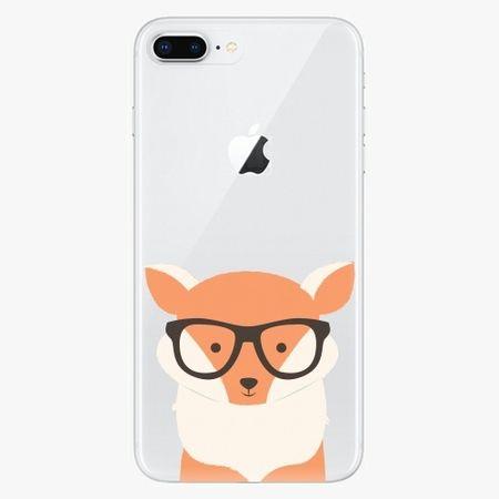 iSaprio Plastový kryt - Orange Fox - iPhone 8 Plus