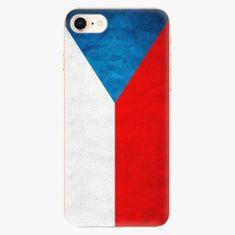 iSaprio Plastový kryt - Czech Flag - iPhone 8