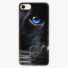 iSaprio Plastový kryt - Black Puma - iPhone 8