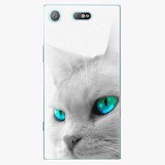 iSaprio Plastový kryt - Cats Eyes - Sony Xperia XZ1 Compact