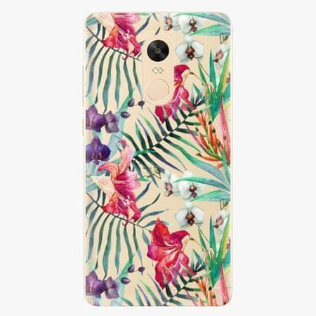 iSaprio Plastový kryt - Flower Pattern 03 - Xiaomi Redmi Note 4X