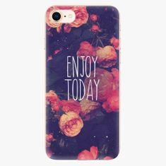 iSaprio Plastový kryt - Enjoy Today - iPhone 8