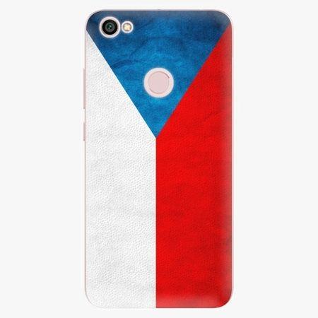 iSaprio Silikonové pouzdro - Czech Flag - Xiaomi Redmi Note 5A / 5A Prime