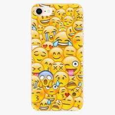 iSaprio Plastový kryt - Emoji - iPhone 8