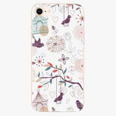 iSaprio Plastový kryt - Birds - iPhone 8