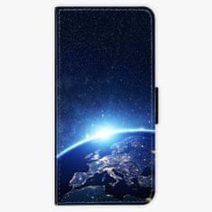 iSaprio Flipové pouzdro - Earth at Night - LG G6 (H870)