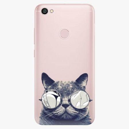 iSaprio Plastový kryt - Crazy Cat 01 - Xiaomi Redmi Note 5A / 5A Prime