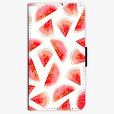 iSaprio Flipové pouzdro - Melon Pattern 02 - Huawei Nova