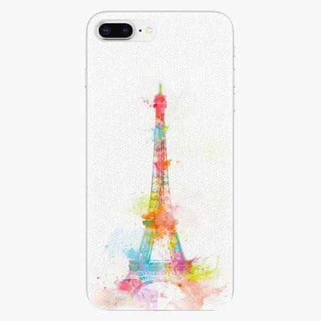 iSaprio Plastový kryt - Eiffel Tower - iPhone 8 Plus