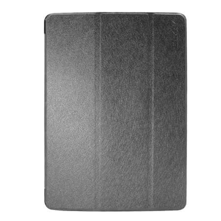 iSaprio Kožený kryt / pouzdro Smart Cover pro iPad 9.7 (2017) černý