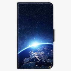 iSaprio Flipové pouzdro - Earth at Night - Samsung Galaxy A3