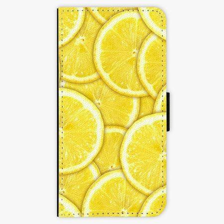 iSaprio Flipové pouzdro - Yellow - iPhone 7 Plus