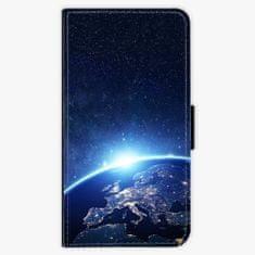 iSaprio Flipové pouzdro - Earth at Night - Huawei P10 Plus