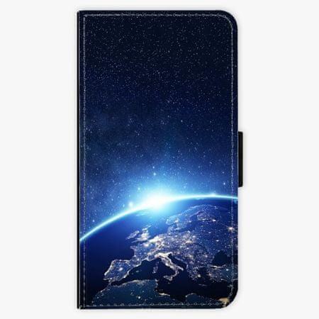 iSaprio Flipové pouzdro - Earth at Night - Samsung Galaxy J7 2016
