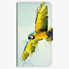 iSaprio Flipové pouzdro - Born to Fly - iPhone X