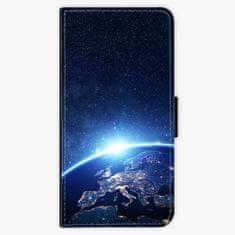 iSaprio Flipové pouzdro - Earth at Night - Nokia 6