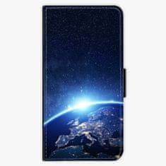 iSaprio Flipové pouzdro - Earth at Night - iPhone 8 Plus