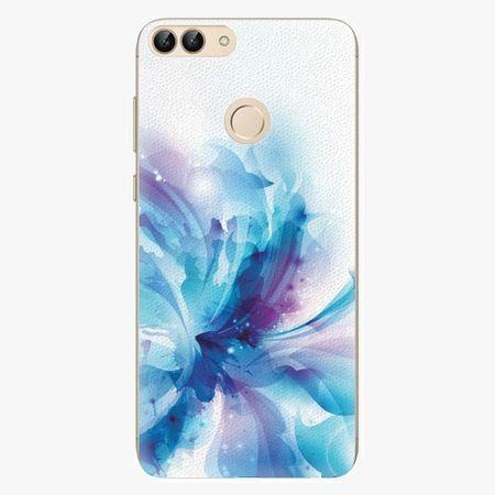 iSaprio Silikonové pouzdro - Abstract Flower - Huawei P Smart