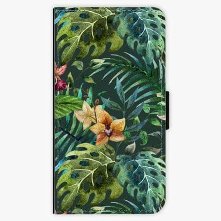 iSaprio Flipové pouzdro - Tropical Green 02 - Samsung Galaxy A3