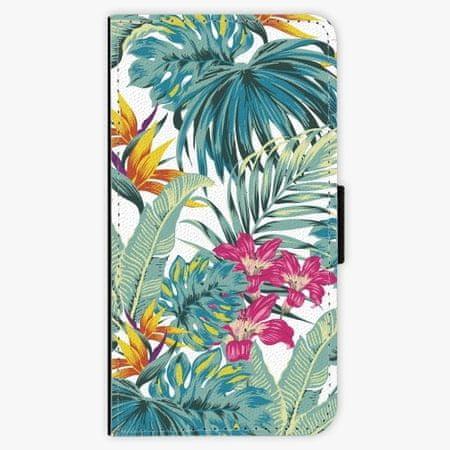 iSaprio Flipové pouzdro - Tropical White 03 - Samsung Galaxy A3