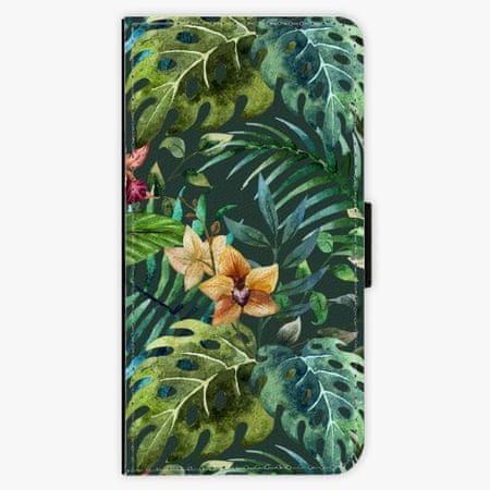 iSaprio Flipové pouzdro - Tropical Green 02 - Huawei P9
