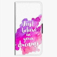 iSaprio Flipové pouzdro - Believe - LG G6 (H870)