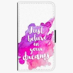 iSaprio Flipové pouzdro - Believe - Samsung Galaxy A3